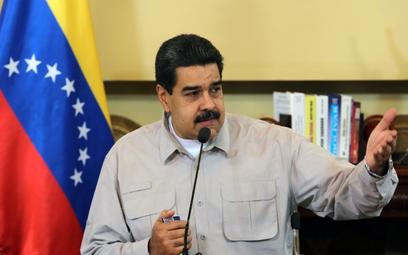 """Wenezuela: """"Naoliwione czołgi"""" przeciwko USA"""