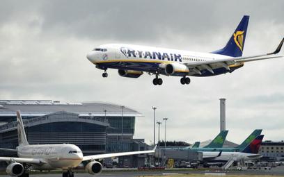 Osiem nowych tras z Polski w zimowej siatce Ryanaira
