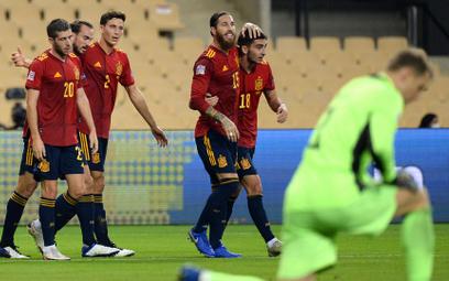 Liga Narodów. Hiszpania nokautuje Niemców