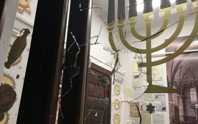 Gdańsk: W trakcie święta Jom Kipur zaatakowano synagogę