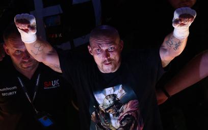 Ołeksandr Usyk nowym mistrzem świata w wadze ciężkiej