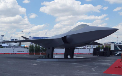 Jest umowa o pracach nad europejskim myśliwcem