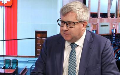 Prokuratura bada sprawę rzekomych wyłudzeń pieniędzy z Parlamentu Europejskiego przez Ryszarda Czarneckiego