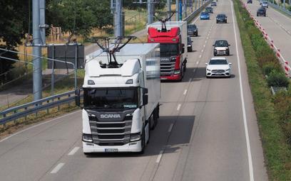 Elektryczne ciężarówki – trolejbusy czy elektrowozy?