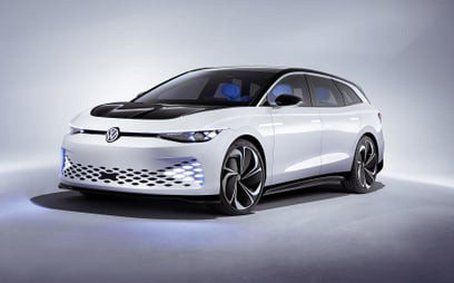 Volkswagen ID Space Vizzion: W 2021 trafi do salonów