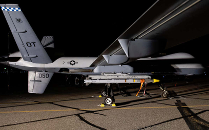US Air Force zwiększa możliwości bojowe bezzałogowych Reaperów