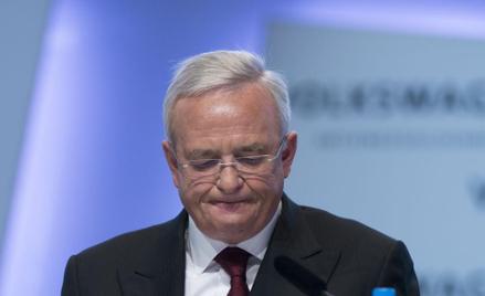 Były prezes Volkswagena Martin Winterkorn