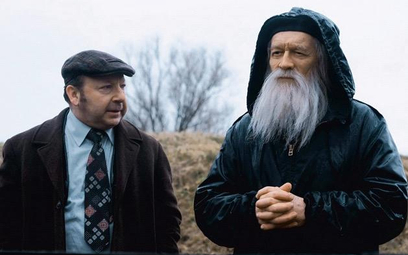 """""""Zieja"""" zdobył uznanie zagranicznych jurorów. W filmie zagrali Zbigniew Zamachowski i Andrzej Sewery"""