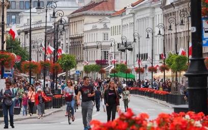 Warszawa zyskała w rankingu Mastercard
