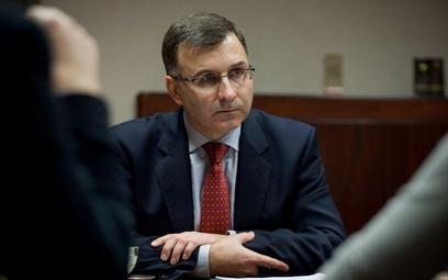 Zbigniew Jagiełło, były prezes zarządu PKO BP