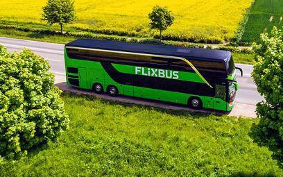 Flixbusem z Tallina do Warszawy