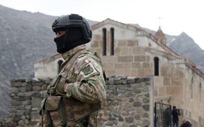 Starcia z Azerbejdżanem. Nie żyje trzech żołnierzy z Armenii