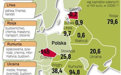 Największe problemy mają polscy przedsiębiorcy na Ukrainie. Kraj ten z uwagi na wielki rynek zbytu i