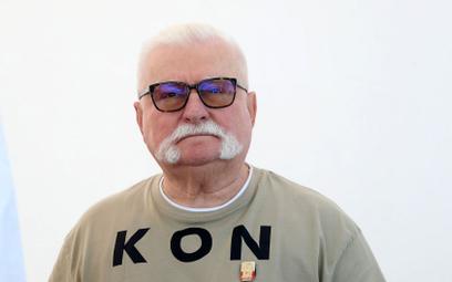 Wałęsa: Hołownia powinien teraz odpuścić