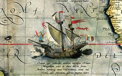 Ferdynand Magellan, człowiek, który pierwszy opłynął świat
