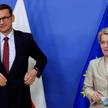 13 lipca Mateusz Morawiecki i Ursula von der Leyen spotkali się w Brukseli, by ustalić możliwie bezk