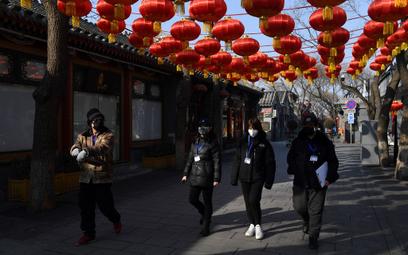 Epidemia koronawirusa: Chińczycy wracają do pracy