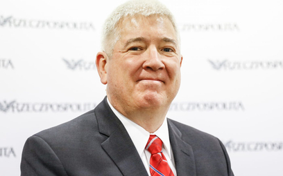John Baird, wiceprezes ds. zintegrowanych systemów obrony przeciwlotniczej i przeciwrakietowej na Po