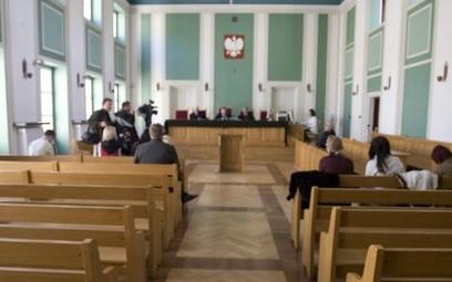 Prezes Sądu Dyscyplinarnego: na rozprawę sędzi Frąckowiak wpuścić tylko 20 osób