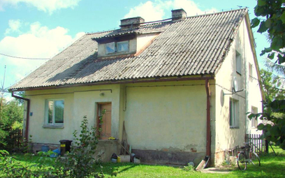 Na chatę mniej niż 50 tysięcy złotych