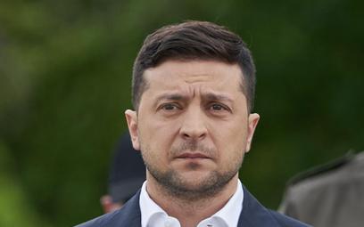 Prezydent Ukrainy stracił lojalność Sług