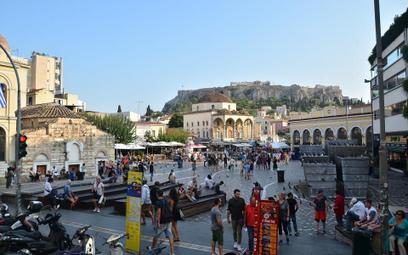 Grecja liczy na turystyczny rekord