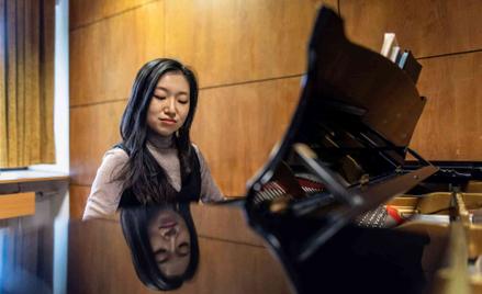 Su Yeon Kim, 27-letnia uczestniczka Konkursu Chopinowskiego z Korei Południowej