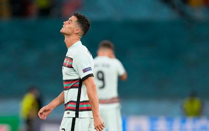 Euro 2020: Portugalia nie obroni tytułu