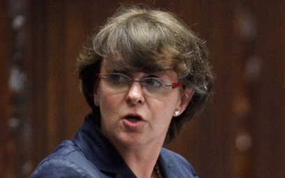Joanna Kluzik-Rostkowska straci szefostwo w PJN?