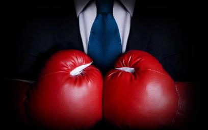 Rozwód czy wrogie przejęcie w znanej kancelarii prawnej
