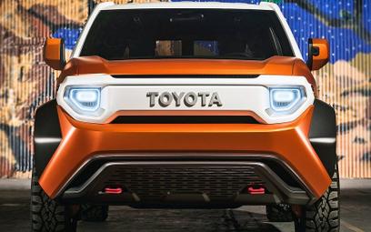 Toyota 4Active: Tak może wyglądać nowy SUV Toyoty