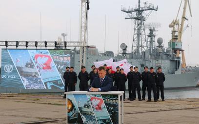Polski przemysł zbuduje fregaty dla Marynarki Wojennej