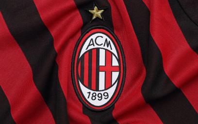 Herb AC Milan na koszulce
