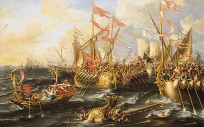 Wielkie bitwy morskie: Wojna triumwirów