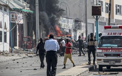 Somalia: Starcia w stolicy. Wojsko na ulicach