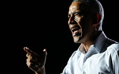 Barack Obama: Stany Zjednoczone są coraz bardziej podzielone. Częściowo przez politykę Donalda Trumpa