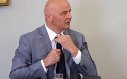 Były prezes zarządu OLT Express Poland Jacek Łyczba