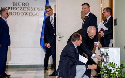 Twitter o sojuszu Andrzej Duda-Kukiz'15 i wojnie prezydenta z PiS