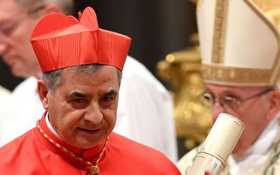 Kardynał Becciu już nie jest prefektem Kongregacji Spraw Kanonizacyjnych