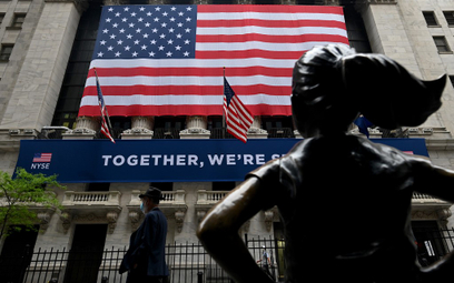 Amerykanie zaczynają dzień od rekordu na Wall Street