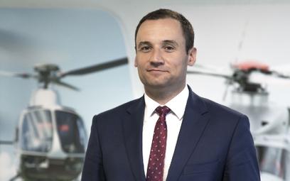 Jacek Libucha, nowy prezes PZL-Świdnik.