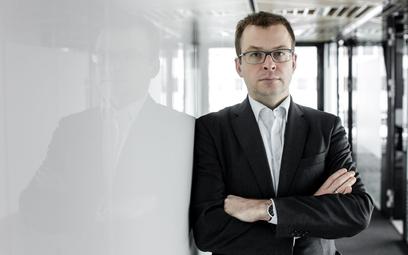 Tomasz Ostrowski, partner w Deloitte Legal.
