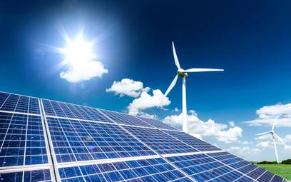 Ukraiński prąd szybko zielenieje