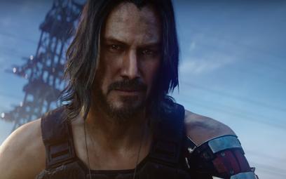 Datę premiery polskiego Cyberpunka 2077 podał Keanu Reeves