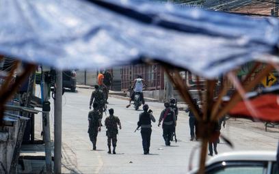 Mjanma: 320 ofiar protestów przeciwko juncie