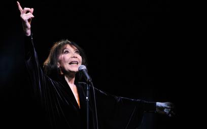 Nie żyje Juliette Greco, ikona francuskiej piosenki