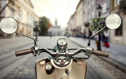 Miejskie skutery alternatywą dla samochodów