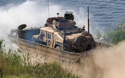 W ćwiczeniu Defender-Europe 20 Plus weźmie udział ok. 6 tys. żołnierzy z USA i Polski