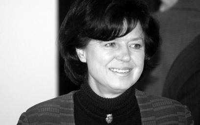Nie żyje Izabela Sierakowska, była polityk SLD