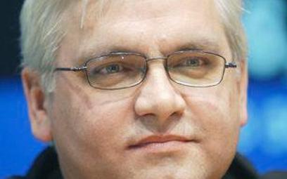 Prof. Henryk Wnorowski z Uniwerystetu w Białymstoku